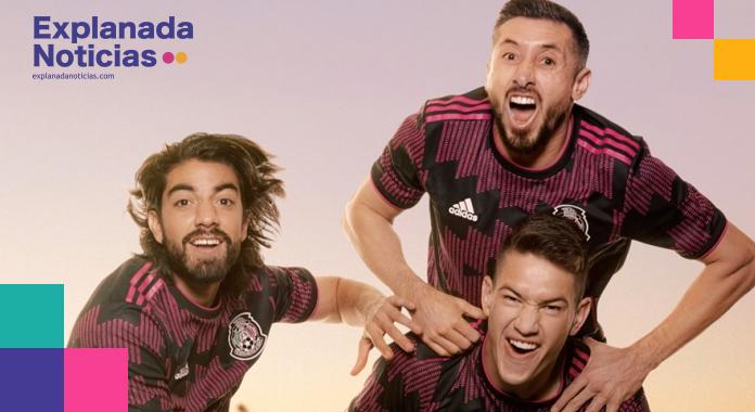 Así es el nuevo jersey de la Selección Mexicana