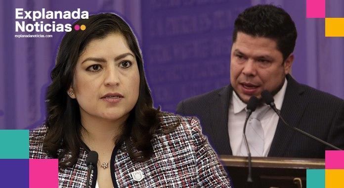 No usar privilegios para contender: Biestro llama a Claudia Rivera a solicitar licencia