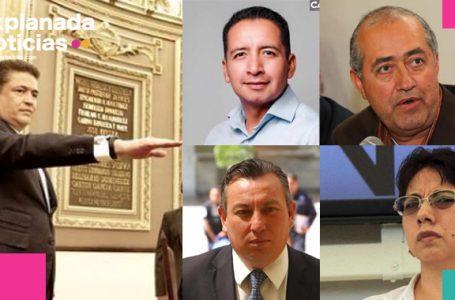 Ex funcionarios morenovallistas y exalcaldes tramitan amparos para librar posibles órdenes de aprehensión
