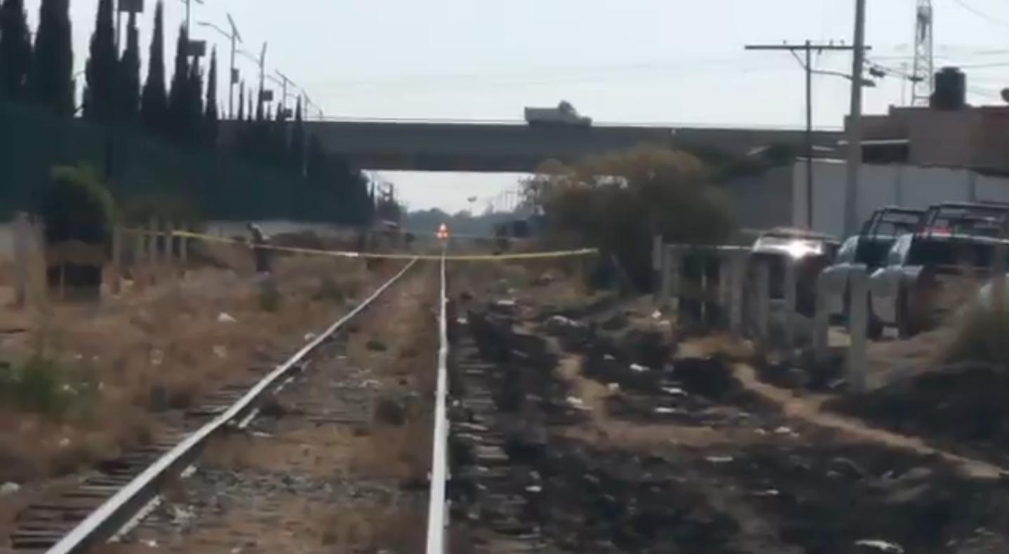 Encuentran el cadáver de un bebé entre vías del tren en Santa Margarita