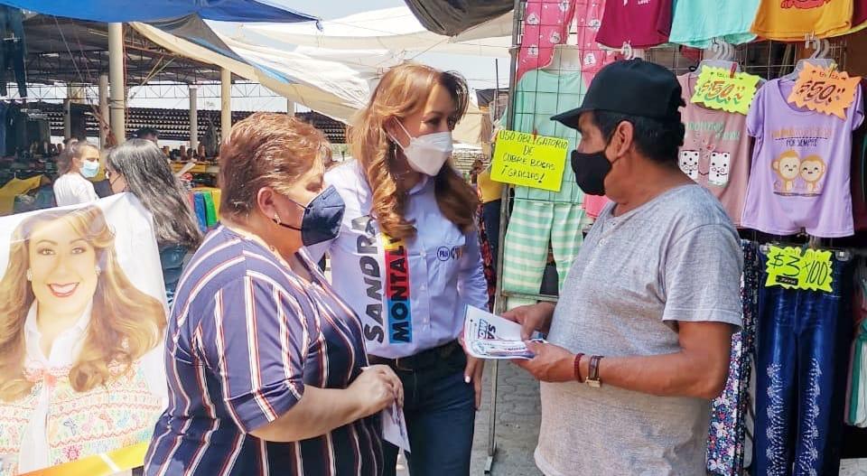 Proximidad social la manera de entender a la gente para mejorar a México: Sandra Montalvo