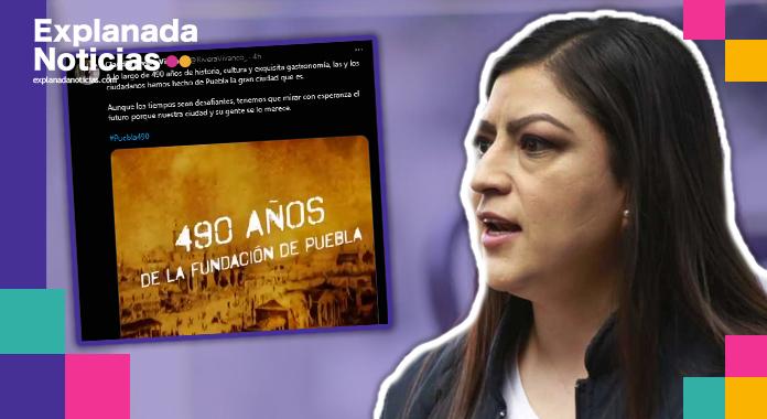 Claudia Rivera ya no promociona acciones del ayuntamiento en Facebook y Twitter, ahora lo hace en Instagram