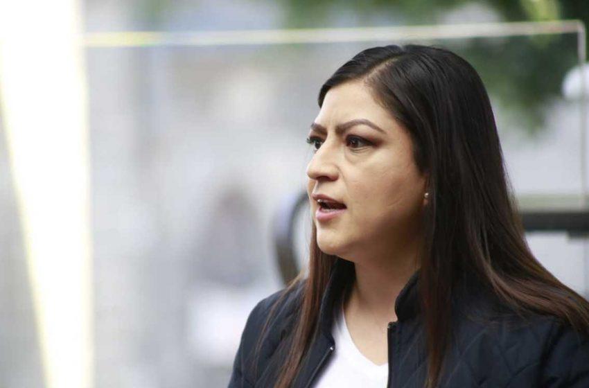 Claudia Rivera solo entregará uno de los dos Centro de Despliegue de Seguridad