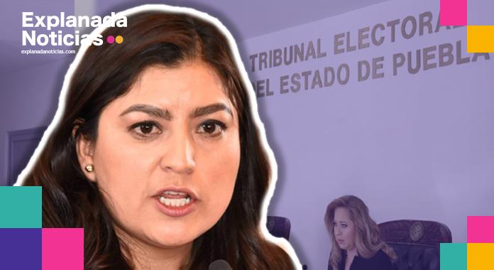 Morena debe analizar denuncia contra Claudia Rivera por actos anticipados de Campaña: TEEP