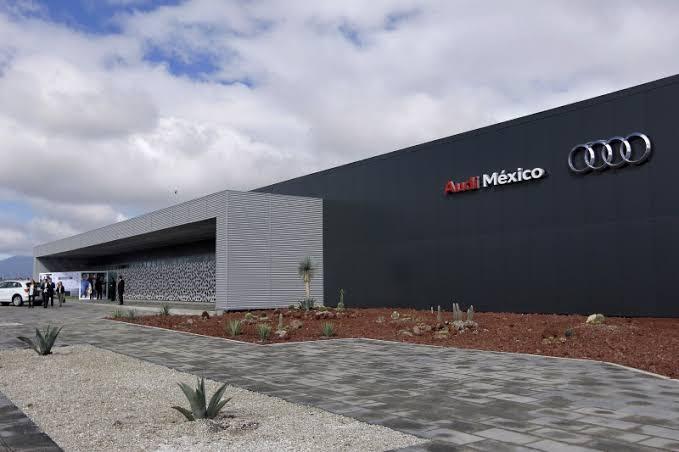 Audi realizará paro técnico de labores en abril
