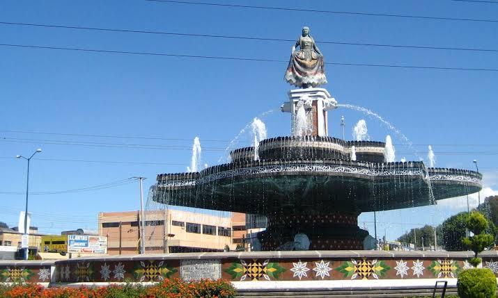 Claudia Rivera presume lugares emblemáticos de Puebla que fueron abandonados durante su administración