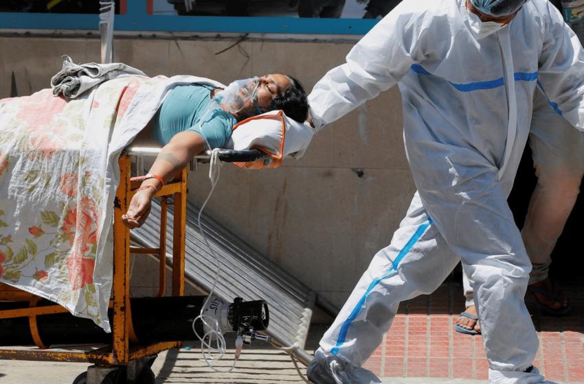 Alerta en India: mueren en promedio 2 personas por minuto