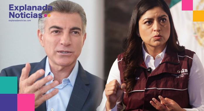 Acusa Biestro que burócratas morenovallistas operan una red de despachos al interior de la administración de Claudia Rivera