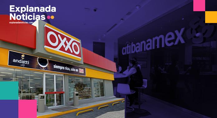 Ya no podrás realizar depósitos a cuentas de Citibanamex en Oxxo