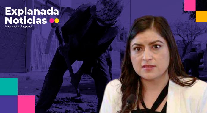 En año electoral, coincidentemente la administración de Claudia Rivera incrementa de 34 a 122 mdp el ejercicio de obra pública
