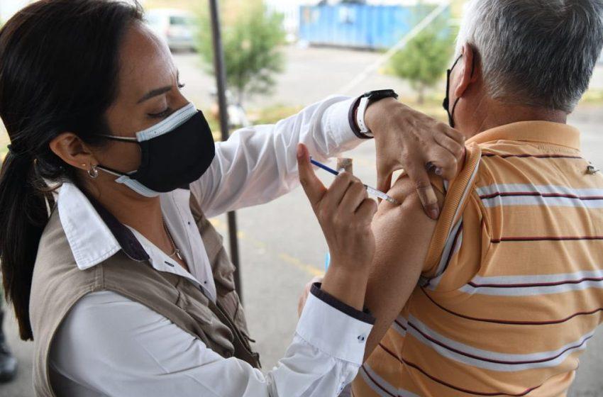 Vacunación para personal por la Educación iniciará la próxima semana