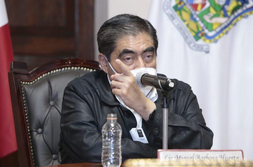Ya hay líneas de investigación por secuestro de candidato de Acajete: Barbosa