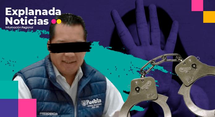 Se revela que de manera Clandestina, García Viveros sique operando para el Ayuntamiento de Puebla