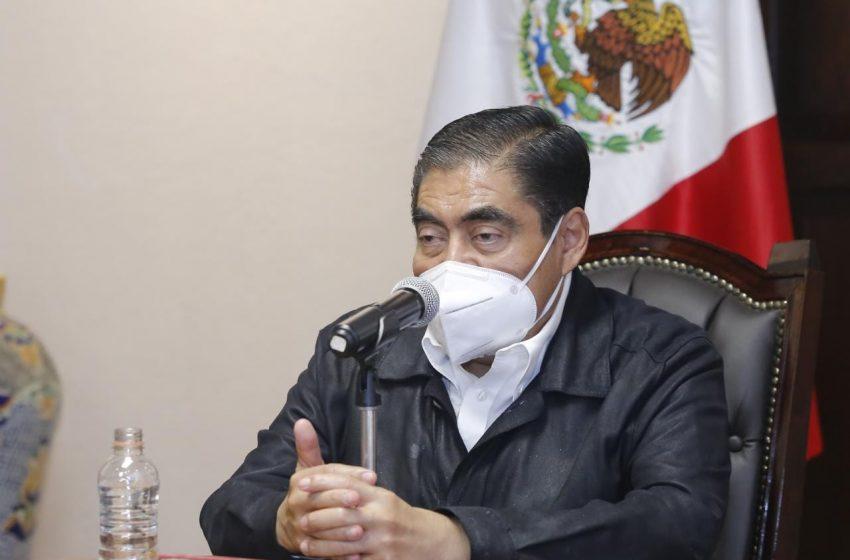 ¡Era un secreto bien guardado!, anuncia Barbosa investigaciones por venta de lajas del Zócalo