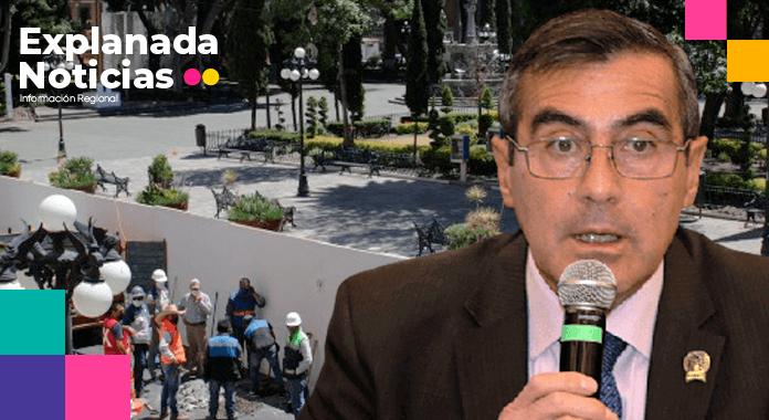 Comerciantes exigen a Claudia Rivera solucionar ambulantismo y no heredarlo a próximo gobierno