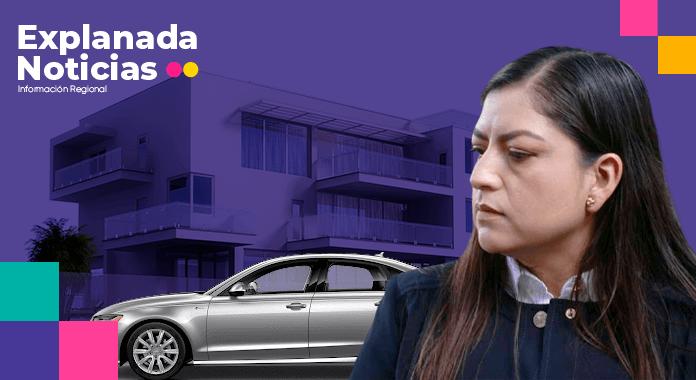 En los últimos dos años, Claudia Rivera ha actuado con opacidad al negarse a publicar su declaración patrimonial
