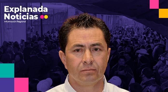 Acusan a Porfirio Loeza de querer robarse la elección en Tlatlauquitepec