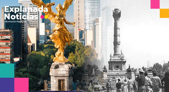 Se cumplen 63 años del sismo que ocasionó la caída del Ángel de la Independencia