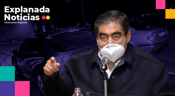 Aumento de sanciones contra borrachos que causen homicidio: Barbosa