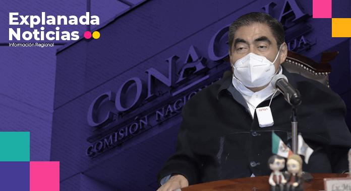 Pide Barbosa a Conagua checar legalidad de pozos profundos en Puebla