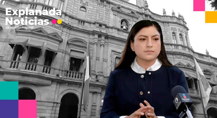 Claudia Rivera ha tramitado dos amparos para evitar su detención, ante casos de corrupción y hostigamiento sexual
