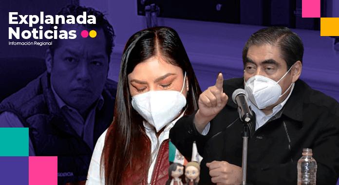 Señala Barbosa que amparo de Claudia Rivera no sirve; le pide no tener miedo