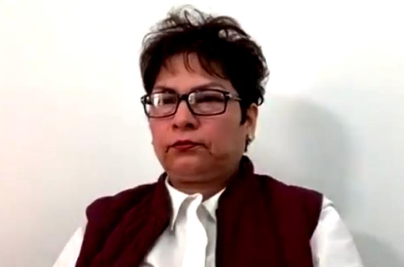 Poblanos desprecian a Eloísa Vivanco; no acuden a su caravana de apoyo para enjuiciar a expresidentes