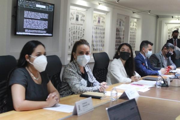 Comisión del Congreso declara improcedentes Iniciativas y Puntos de Acuerdo, por carecer de materia