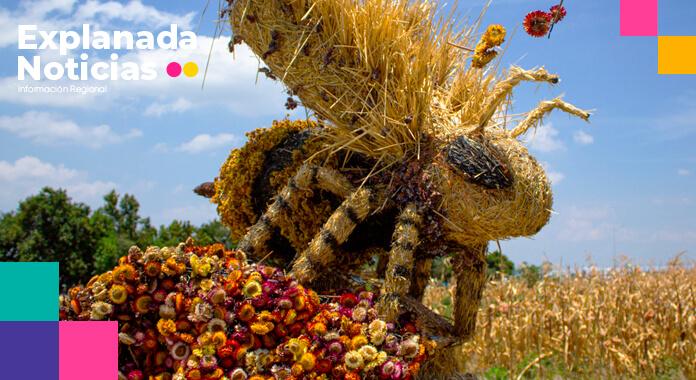 Festival de la paja, una nueva atracción de Atlixco
