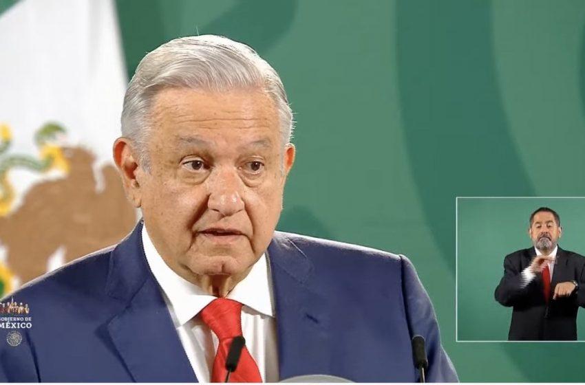 AMLO firmará la próxima semana decreto para liberación de reos