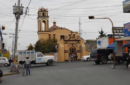 Al borde del lichamiento de 4 hombres en San Francisco Totimehuacan
