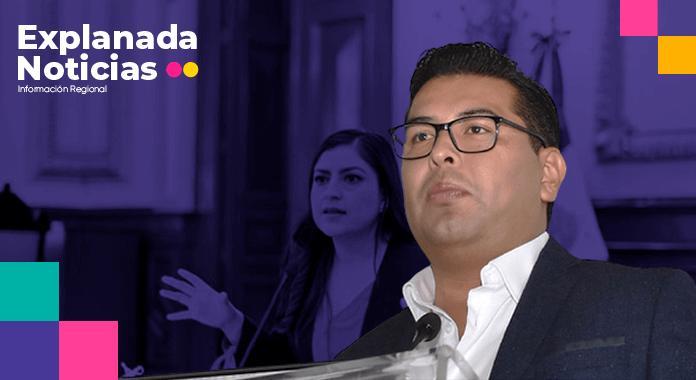 Ante desvío de recursos, Claudia Rivera debe ser investigada por la próxima legislatura: Nestor Camarillo