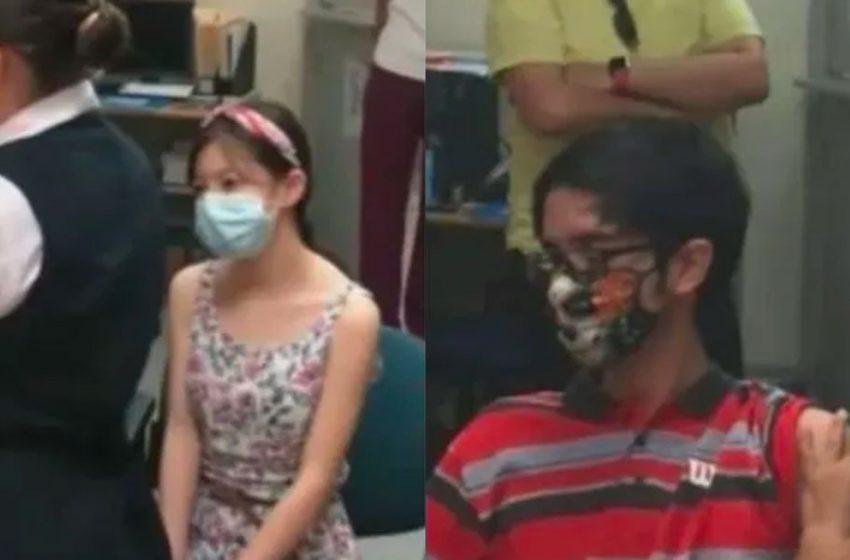 Dos menores de edad han conseguido ser vacunados en México