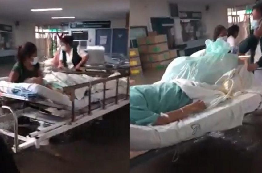 16 personas perdieron la vida por las inundaciones en IMMS de Tula Hidalgo