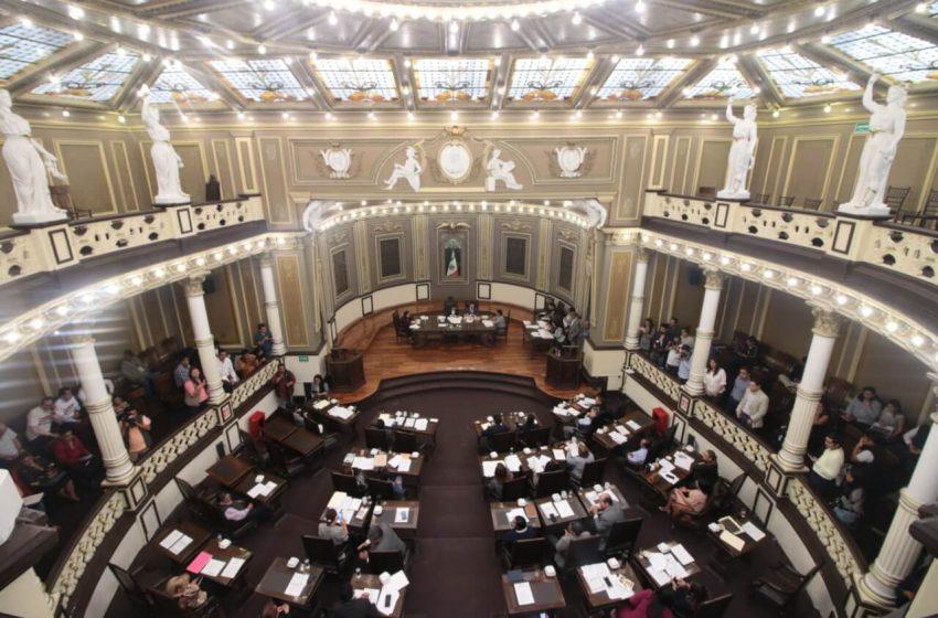 LX Legislatura, la más productiva, austera y transparente en la historia de Puebla