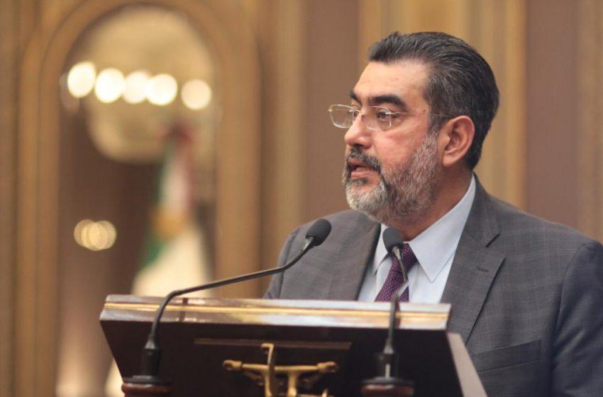 Pese a intento de Evangelista y Garmendia para frenarlo, Sergio Salomón fue elegido como líder del Congreso
