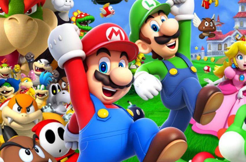 Hoy Mario Bros cumple 36 años