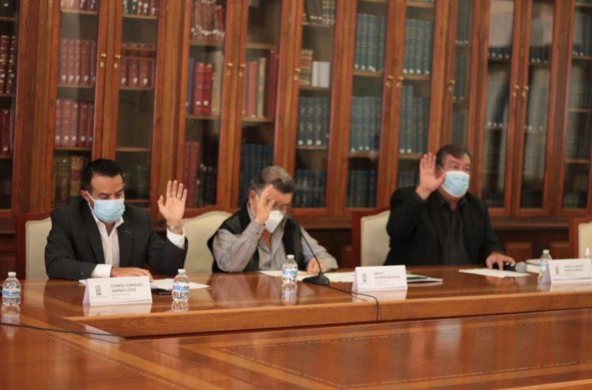 Comisión de Desarrollo Urbano presenta Informe de Trabajo Legislativo