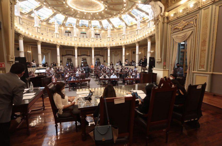 Designa LXI Legislatura a las y los integrantes de 35 comisiones generales y cinco comités