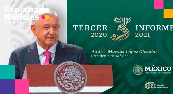 Respalda Puebla a AMLO y Barbosa reconocer su inspiración en 3 años