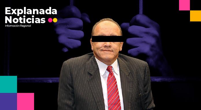 Por falsedad de declaraciones y violencia política, detienen a exlegislador morenovallista, Víctor Hugo Islas