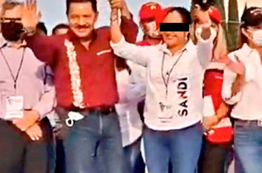 Detienen a diputada suplente por Tecamachalco, Sandra Neli Cadena; se presume relación con bandas delictivas