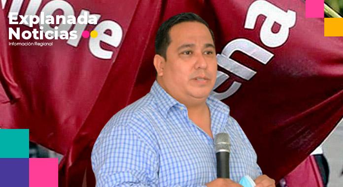 Militantes de Morena impugnan resolución que perdona a Evangelista de nepotismo