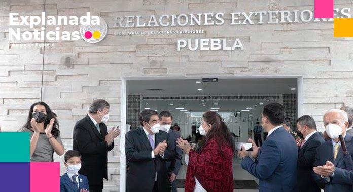 Puebla, segundo estado con oficina para expedición de pasaportes