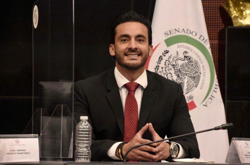 Toño López el único poblano en tener nombramiento en la CONAJOMX como Vicepresidente