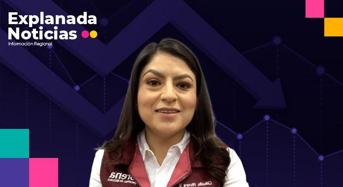 Claudia Rivera terminó su administración municipal ubicada entre las 6 peores alcaldes del país: Massive Caller