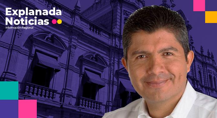 Advierte Eduardo Rivera que si encuentran irregularidades de la administración anterior, hará valer la ley