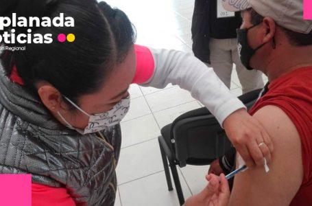 Puebla por arriba de la media nacional en cobertura de vacunación contra Covid, alcanza el 80%