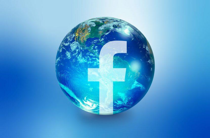 Acciones de Facebook caen por fallas mundiales